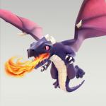 【クラクラ】ドラゴンラッシュでth8から星3つ!