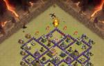 クラン対戦攻め方!th8後期からのドララッシュ全壊戦術を解説付き動画で紹介